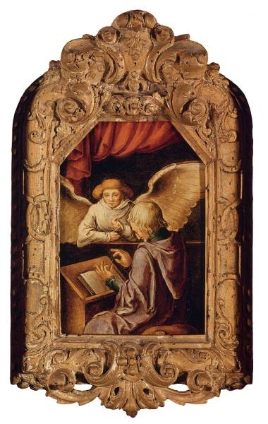 Huyghz Van Saint Matthew The Evangelist